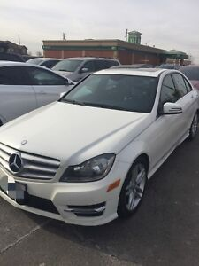 2012 Mercedes Benz c250 4 Matic
