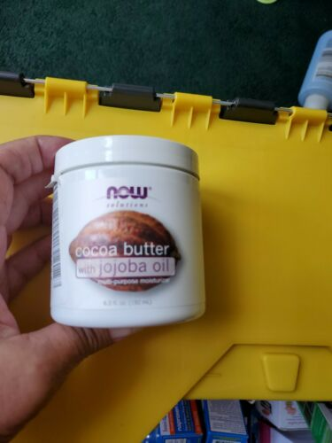 solutions cocoa butter with jojoba oil