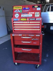 Tool box and tool cabinet Sinnamon Park Brisbane South West Preview