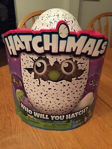 Brand new Hatchimal