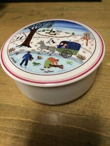 Villeroy & Boch dish with lid