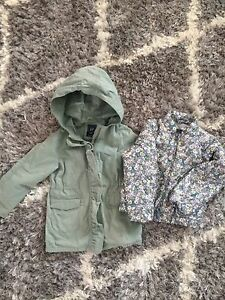 Baby Gap 3 in 1 girls jacket