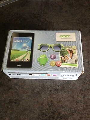 Acer Iconia One 7 B1-730HD 32GB, Wi-Fi, 7in - White, Bundle with Case and stylus