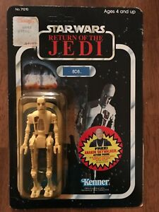 Vintage Star Wars Return of the Jedi 8D8