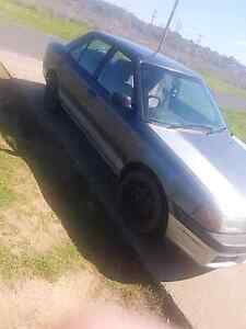 1989 mazda 323 5 speed manual Inverell Inverell Area Preview