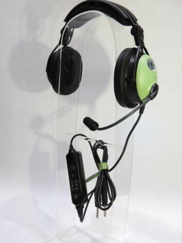 David Clark, DC ONE-X Pilot Aviation Headset, Bluetooth for G/A, LEMO or Helo