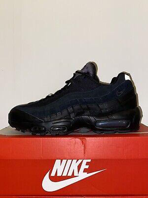 Mens Nike Air Max 95 Essential Black Size 8.5