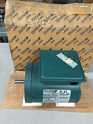 New In Box Reliance Electric 13hp 1725 Rpm 3 Phase Duty Master Motor Hm416489