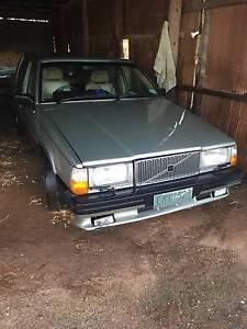 1985 Volvo 7 Sedan Calivil Loddon Area Preview