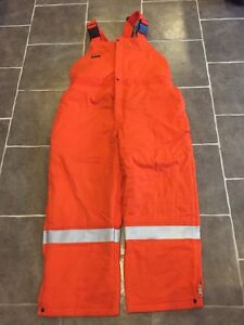 FR insulated overalls size XL