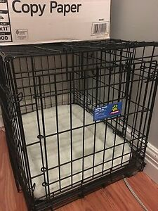Small/medium dog kennel $80