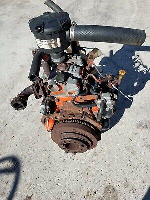 Perkins Hb70582j Running Diesel Engine