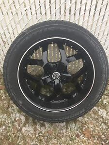 Ram tires and wheels