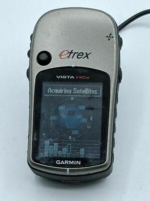 Garmin eTrex Vista HCX Handheld