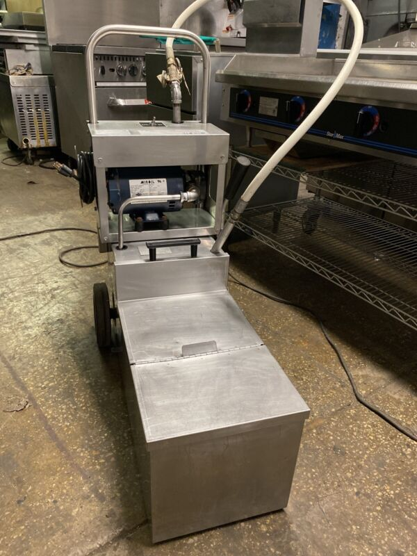 Miroil Grease Filter Machine MOD 1050