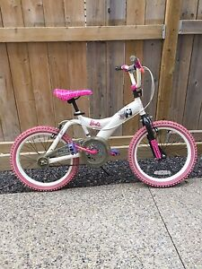 Barbie Bike Medium Sized
