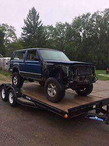 1995 Jeep Cherokee XJ For Sale
