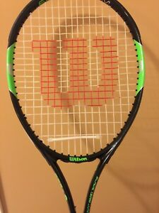 Wilson junior racket
