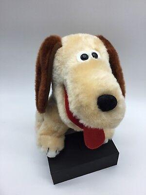 House of Lloyd Holiday Hound Puppy Plush Christmas Around The World Vintage Dog