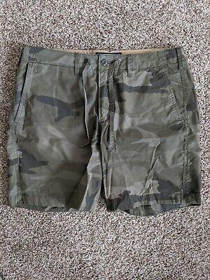 Abercrombie Camo Shorts - Size 30