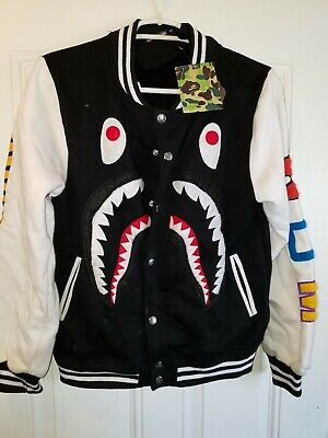 A Bathing Ape size Large Multi Color Jacket