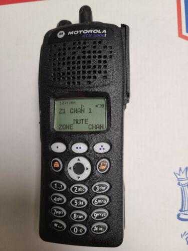 Motorola XTS2500 Model IlI 700/800Mhz ADP P25 9600 Digital Astro