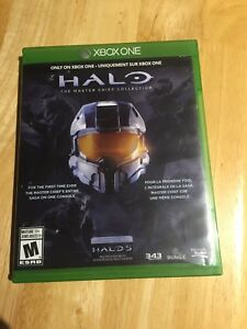 Halo master chief for 360