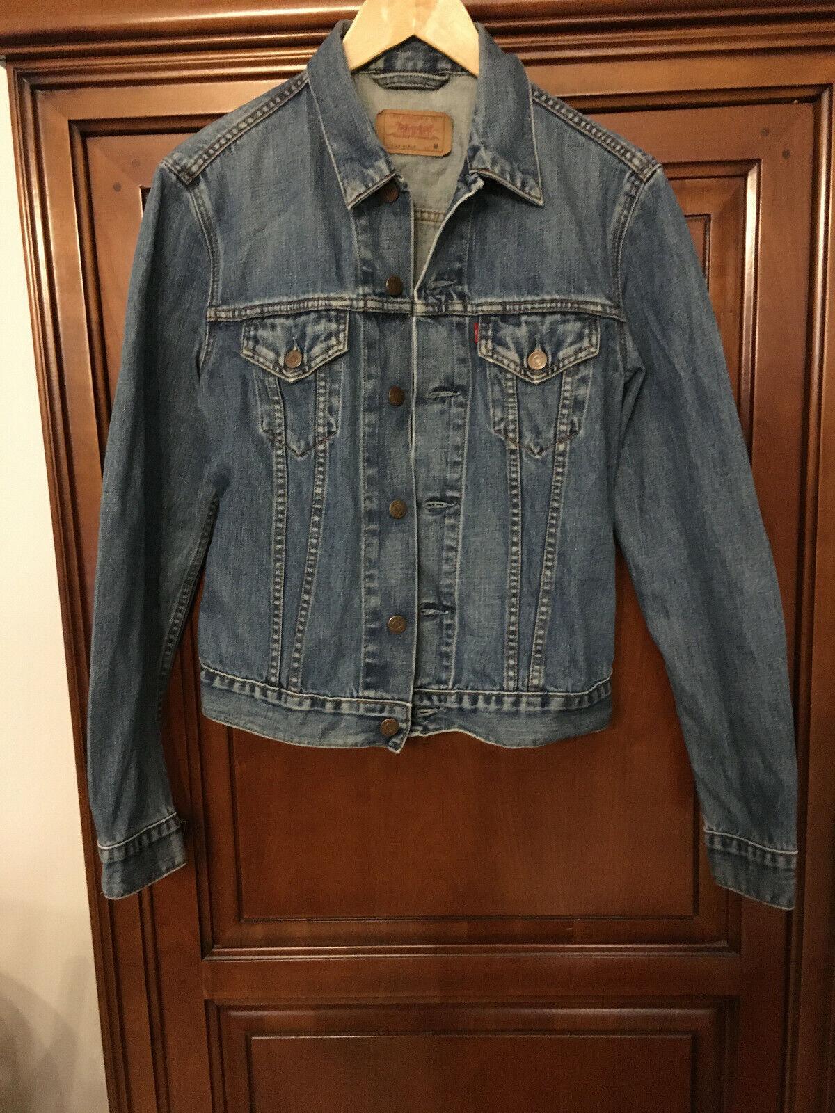 Veste en jean levis vintage for girls  taille m