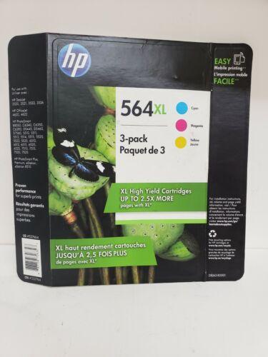 564xl d8j63bn 3 pack color ink printer