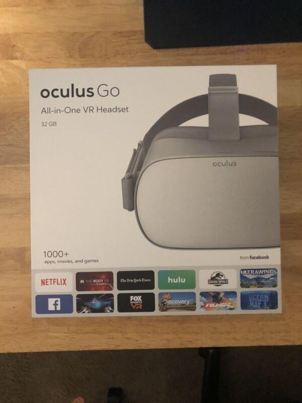Oculus Go VR Headset - 32 GB