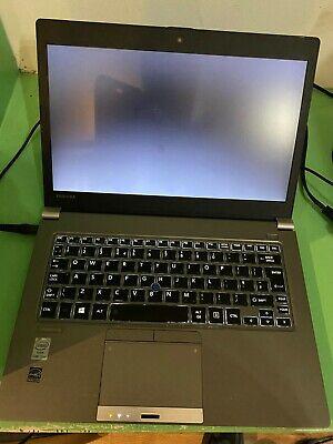 Toshiba Portege Z30 Laptop i7-4600U 8GB RAM 256GB SSD W10 pro