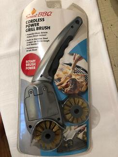 Cordless Power Grill BBQ Brush