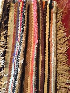 Traditional Finn Rag Rugs various sizes 6 available