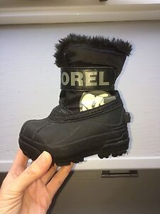 Baby Sorel Boots - Size 6