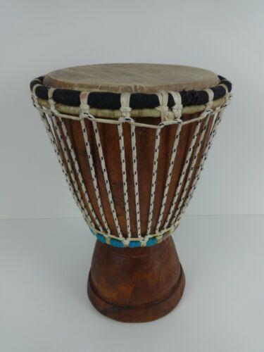 Djembe Drum Original African Percussion Hand Drum 10 Inch Studio Pro World Music