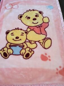 Cozy teddy bear blanket London Ontario image 2
