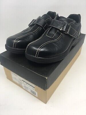 Womens Times Square (PW Minor Womens Black Times Square Casual Show Size 9 W Leather  #11394  $170)