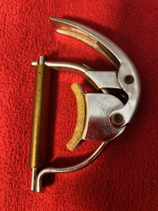Guitar Capo - Hamilton USA Vintage (w/interesting history)