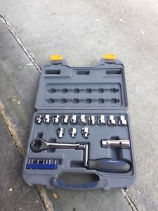Gear socket set