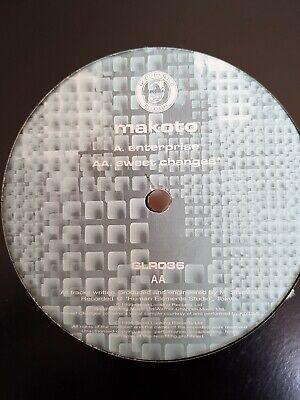 MAKOTO - ENTERPRISE / SWEET CHANGES - GOOD LOOKING - RARE LTJ BUKEM