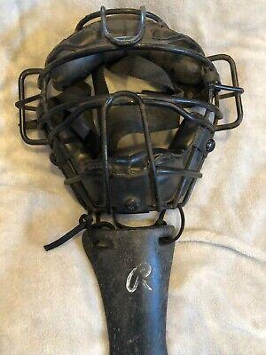 All Star Baseball//Softball Youth Catchers Throat Guard TG3Y NIP