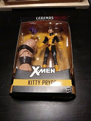 Marvel Legends X-Men Kitty Pryde BAF Juggernaut