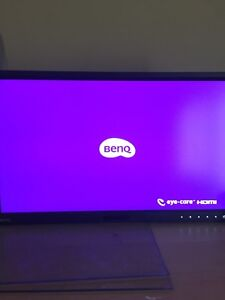 """BenQ Widescreen Designer Monitor with 23.8""""inch, QHD"""