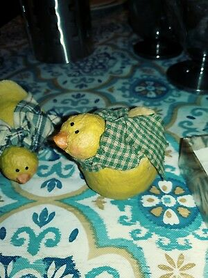 3 cute little chicks- 2002 Debbie Piotrowski