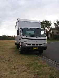 HINO PANTECH FURNITURE REMOVAL TRUCK Glenwood Blacktown Area Preview
