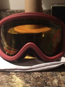 Lunette ASHBURY goggles brand new/neufe