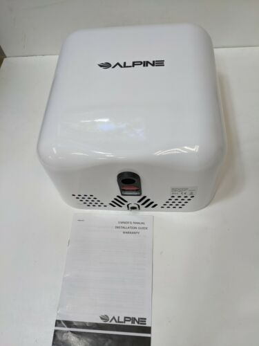 Alpine Stainless Steel Hemlock High Speed Commercial 220V Automatic Hand Dryer
