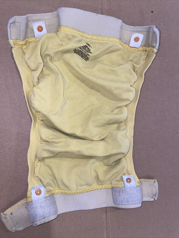 gDiapers - Group 2 - Large Yellow Gpant, 2 Liners, and 2 Gcloth Inserts