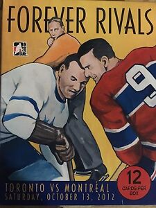 Forever Rivals for trade hockey cards