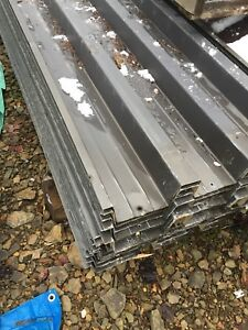 Heavy Duty Sheet Metal (close to 60 pieces)
